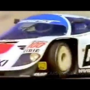 #TBT amazing sounds from an amazing time is racing. #90s #TRUSTracing Nisseki #962 Group C #boostbrigade #makeboostnotnoise