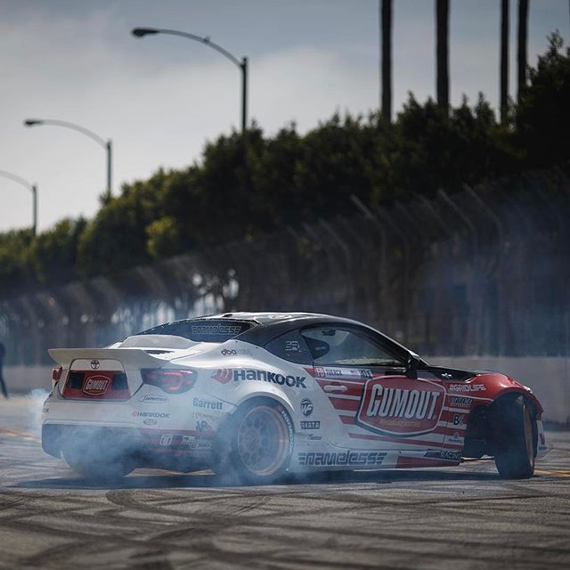 @formulad Long Beach is coming in hot. Can. Not. Wait! @gumout @namelessperformance @hankookusa @bcracingna @valvoline @toyotaracing