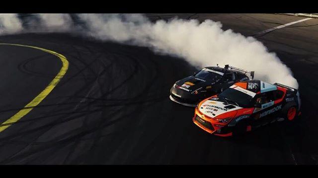 A look back @FormulaD (USA)  Full video @ https://twitter.com/formuladjapan/status/831734640809541634