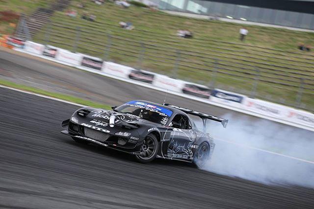 Formula - 2 x #RX7, Fuji Speedway 2015