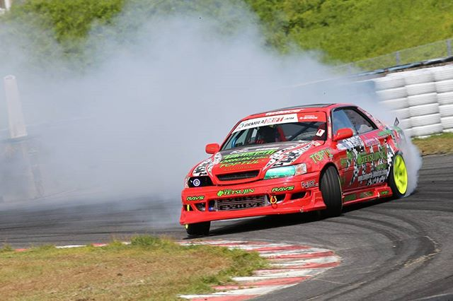 Formula Drift Japan - Laying down the power