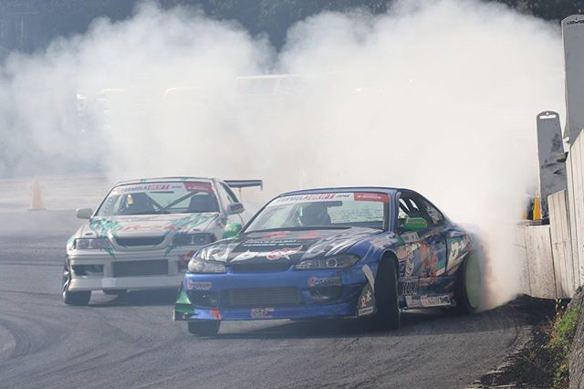Formula Drift Japan RD 1  鈴鹿ツインサーキット 4月15日・16日 2017
