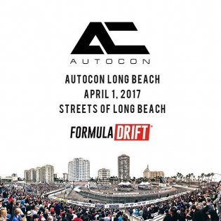 Formula DRIFT Teams Up with @autoconevents To Produce Car Shows for Long Beach and Irwindale Rounds #formulad #formuladrift #fdlb #autocon