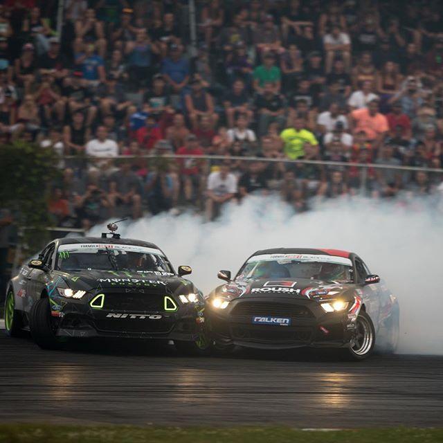 Mustang VS...