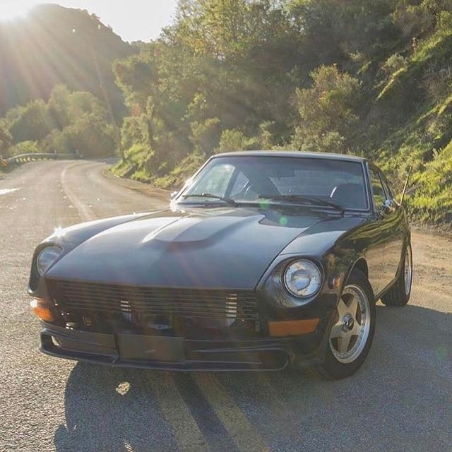 *STOLEN* *STOLEN* @mattfield777 friend's dad 1973 Datsun 240z was stolen from their house in San Jose, Ca yesterday at 6:30am. License plate 2LKH569 Please call the Police and Ben at 408-373-4337