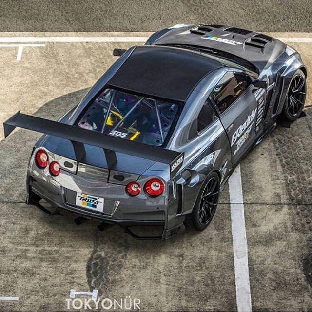 Super GTR Sunday - the new 35RX Dspec GTR V3 @boost_brigade @tokyonur