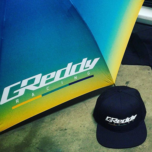 The SoCal rains are back once again. It's a good day to get some protection... Umbrella and Snap-back cap  #ShpGReddy.com