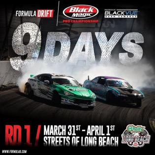 9 more days! #formulad #formuladrift #fdlb