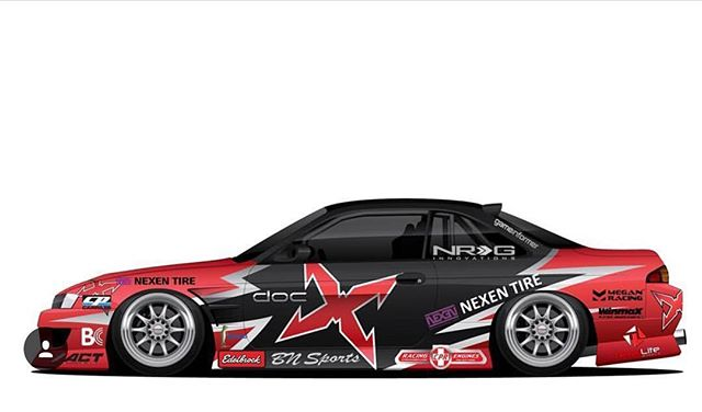 A Look At Jeffjonesracing 2017 Livery Nexentireusa