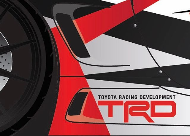 A teaser of @kengushi 2017 @formulad livery.  follow our new @teamgreddyracing for more.