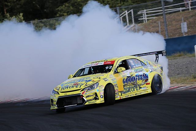 Formula Drift Japan RD.1 in 鈴鹿ツインサーキット  4月15日(土)・16日(日)