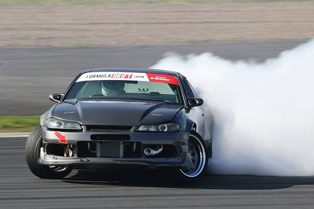 Formula Drift Japan Round 1 Suzuka Twin Circuit - Apr 15 + 16