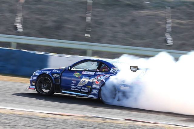 Formula Drift Japan - Smokin Power!