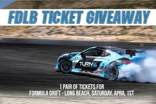 How to Enter: Like and tag/ mention who you will be taking. One winner will be picked at random from the comments section on Thursday, 3/30 at 10am. Winner's name will be placed on Will Call for ticket retrieval. Good Luck!