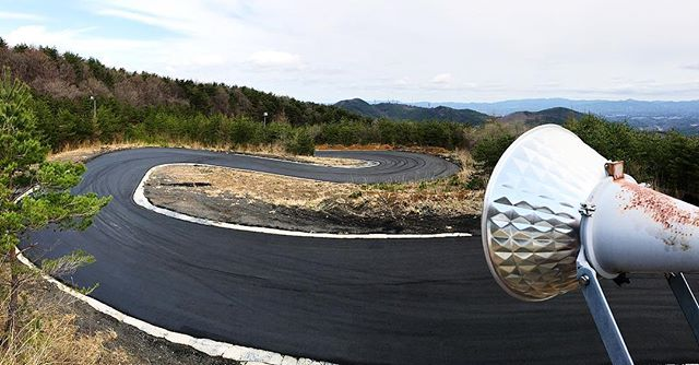 @ebisucircuit's North course has a fresh coat of asphalt and is looking ready for next week's Matsuri!