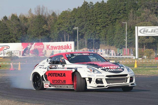 Formula JAPAN - Shinji Minowa Z34 フェアレディZ