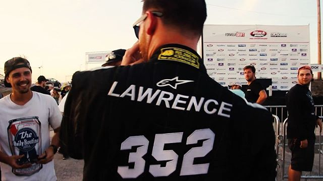 Hometown Hero @k_lawrence352 @hankookusa Takes the Victory at Formula DRIFT PRO 2 Round 1 Orlando.
