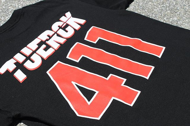 New Jersey Tee is now available at RyanTuerckDotcom 😎