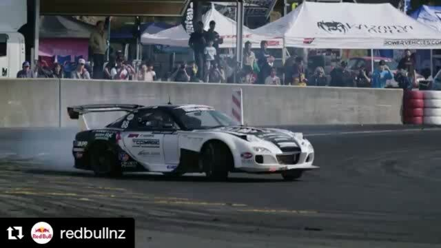 Repost @redbullnz ・・・ The frustrations of drifting. Watch the full clip, link in bio  @madmike.123