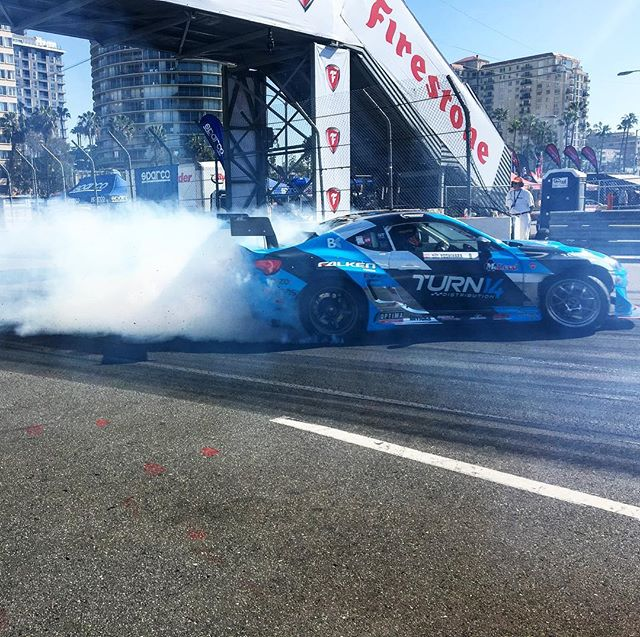 What a weekend. Congrats to fellow @falkentire teammate @jamesdeane130 on the win! |