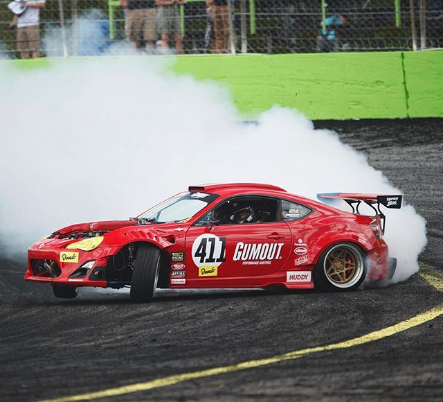 3 wheeling the during the @gumout @formulad @blackmagicshine ride along at #FDORL.