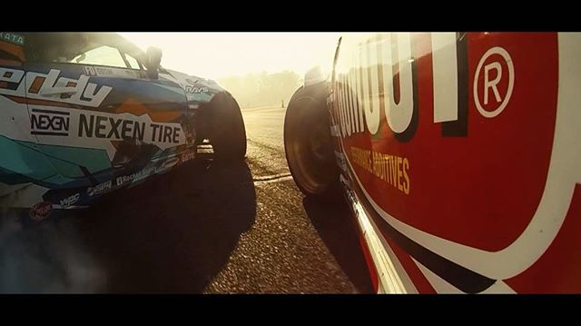"Next week Formula DRIFT Round 4 - @advanceautoparts ""The Gauntlet"" Wall, NJ 