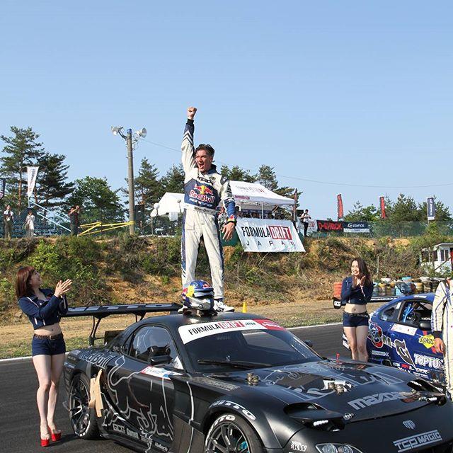 FORMULA DRIFT JAPAN ROUND 2 今年もマッドマイクがエビスサーキットに来る!! エビスサーキット西コース 6月10日 [土] - 11日 [日]  TICKETS: http://formulad.jp/ticket.html