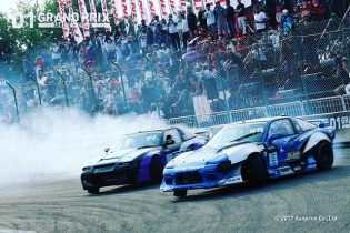 Beijing Drift. Final battle. Kawabata vs s. #d1 #d1gp #d1grandprix #drift #beijing