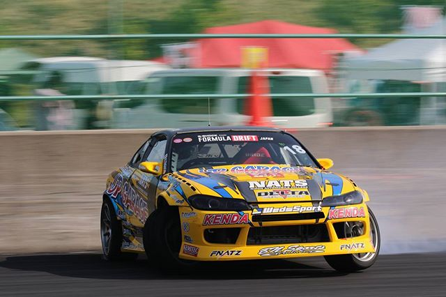 Formula JAPAN - 田口和也 @kazuya_taguchi with Team UPGARAGE