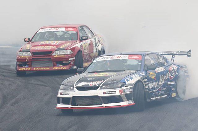 Formula DRIFT JAPAN ROUND 2 エビスサーキット西コース 6月10日 [土] - 11日 [日]