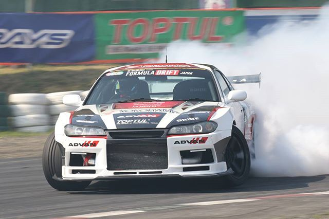 Formula Drift JAPAN - Round 2 Ebisu Circuit West Course! June 10 + 11 2017