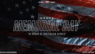 In honor of our fallen heroes. #MemorialDay