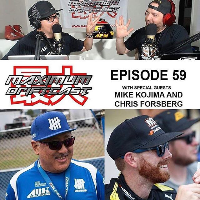 Last night I got a call from my buddies at @maximumdriftcast to chat about what happened behind the scenes with of the @hgkracingteam competition time out and how @ryantuerck, myself, and others helped our friend try to get back on track. We also addressed some of the recent questions that have risen from it. Check it out!
