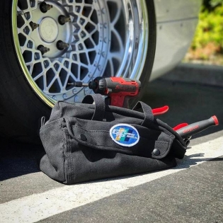 New GReddy Performance Products #GPP racer's mechanics bags now available on #ShopGReddy.com #snapon tool not included