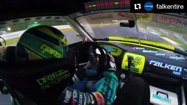 Repost @falkentire ・・・ @formulad as seen from in/on cars.⠀ ⠀ @daiyoshihara @jamesdeane130 @justinpawlak13 @mattfield777 @odidrift @piotrwiecek