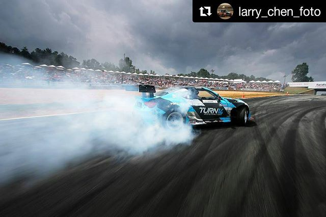 Repost @larry_chen_foto ・・・ @daiyoshihara going maximum attack up the hill at Road Atlanta