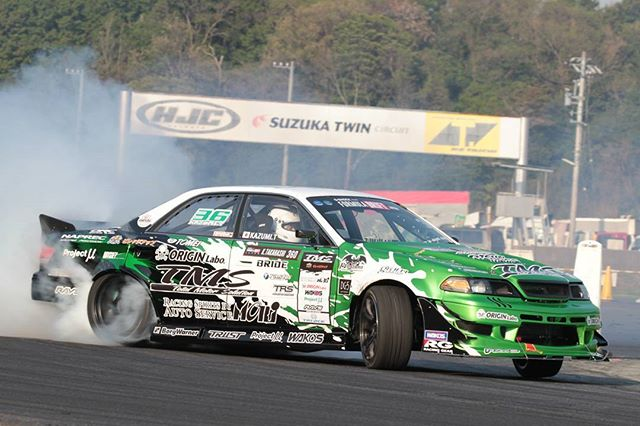 ROUND 2 Formula JAPAN Ebisu Circuit West 6月10日11日  チケットはこちら http://formulad.jp/ticket.html