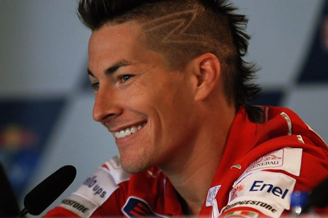 Terrible loss of an incredible human. Heavy hearts in the motorsport world. Rest in Peace Kentucky Kid, Nicky Hayden.