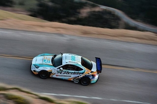 We just finished reviving and 2JZ-upgrading our former 2014 #pikespeakhillclimb (2012-13 #formulad) racer... Follow @kengushi and @teamgreddyracing to see the new @toyotaracing livery we just put on our new 2017 #greddyracing demo #86