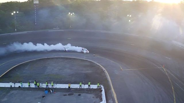 @blackmagicshine Formula DRIFT Drone Shot of the Event - @michaelessa @hgkracingteam