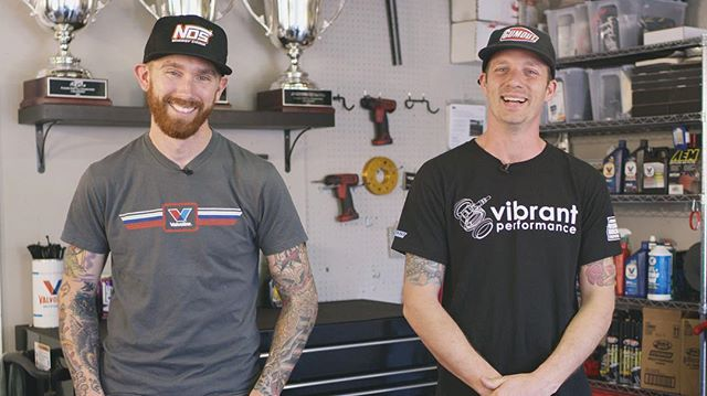 Drift Garage is back with episode 4. Head over to @networka to see what @chrisforsberg64 and I get into on @driftidiot's S14 project or hit the link in my profile. @valvoline @vibrant_performance