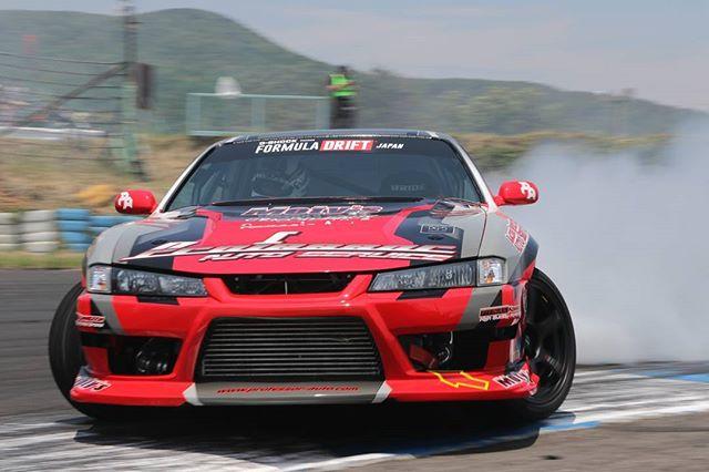 Formula Drift - ROUND 3 富士スピードウェイ メインコース 7月28日 [金] - 29日 [土]