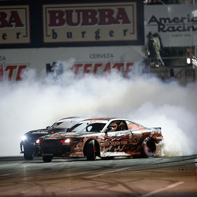 Lay down the smoke screen! @juharintanen @nexentireusa