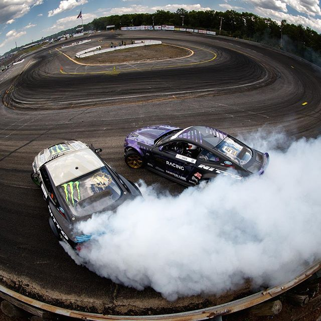 Lets tandem! @vaughngittinjr @chelseadenofa @nittotire @fordperformance