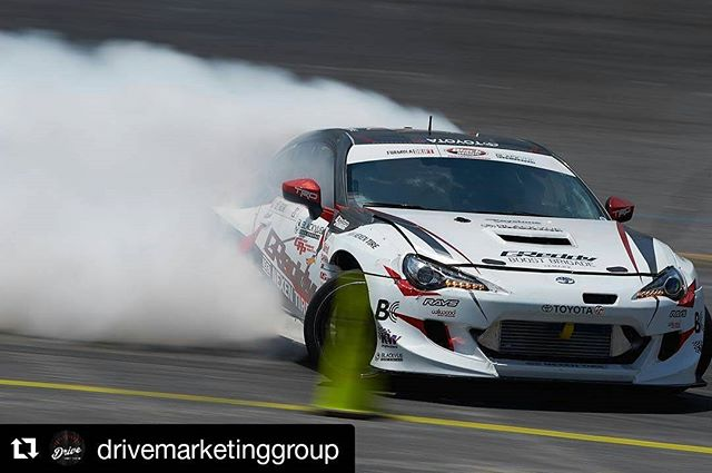 Repost @drivemarketinggroup ・・・ To the Window to the Wall. @kengushi laying tracks around Formula D Wall, NJ  Watch LIVE this weekend: formulad.com/live  Photo: @andrewjenningsphotography | @drivemarketinggroup