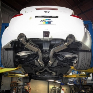 "The 1st batch of new dual 3"" #EVOlutionGT for the #Nissan370Z will arrive state-side shortly. See www.GReddy.com for more details and contact your favorite Authorized GReddy Dealer to pre-order yours!"