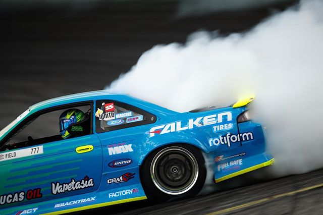 The beast from the bay! @mattfield777 @falkentire