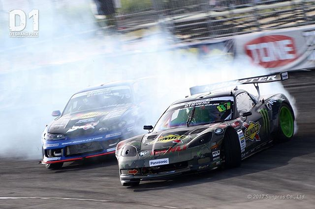 2017 GLION OSAKA DRIFT. 2017 GRAN TURISUMO D1 GRAND PRIX SERIES Rd.4. 3rd place battle.