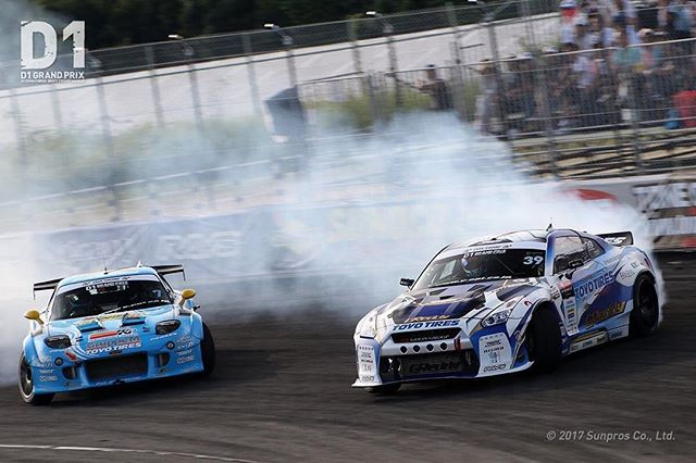 2017 GLION OSAKA DRIFT. 2017 GRAN TURISUMO D1 GRAND PRIX SERIES Rd.4. Final battle.