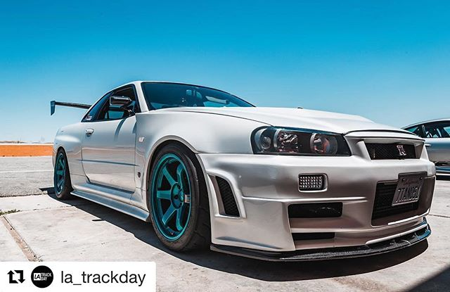 Join us! @la_trackday ・・・ Join us this Sunday on Big Willow at @willow_springs_raceway!   • REGISTER NOW: www.latrackday.com • - 6-8 hours of open track time - Limited amount of cars - Driving Instruction by Dai Yoshihara - Professional Photography